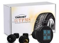 [aliexpress]TPMS Tyre Pressure Monitoring System+4 External Sensors Cigarette Lighter (58.71USD/무료)